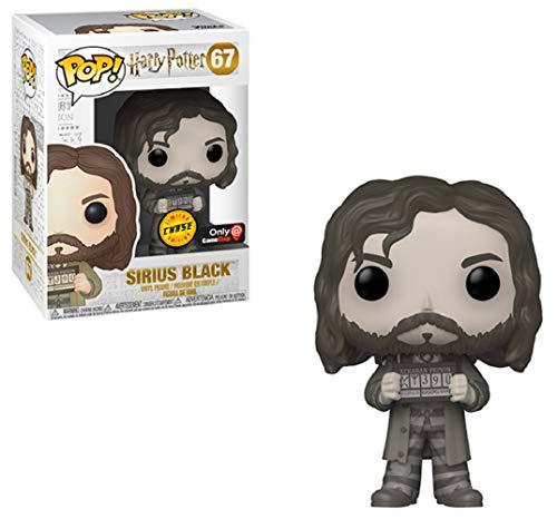 Aucun Funko Pop! Harry Potter - Sirius Black Chase Edition Limited