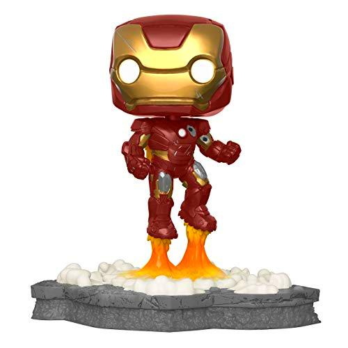 POP Funko The Avengers 584- Iron Man Avengers Assemble Diorama Deluxe