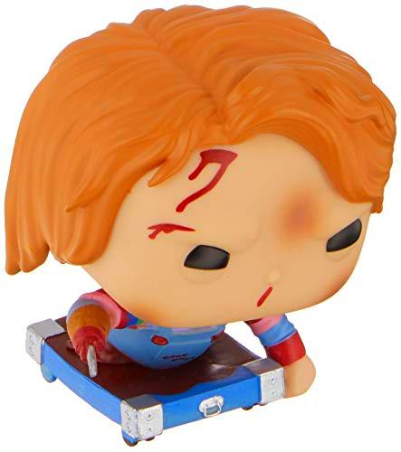 Funko - Child'S Play-Chucky On Cart Exclusive Figurina
